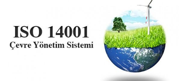 ISO 14001:2015 ÇEVRE YÖNETİM SİSTEMİ